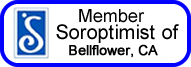 Member of Soroptimist Bellflower